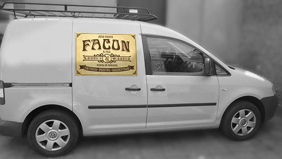 Facon Graphic marking