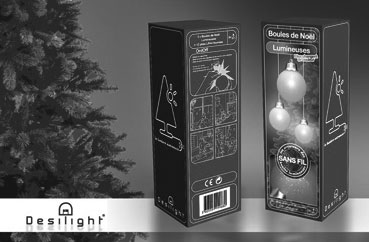 Packaging - Desilight