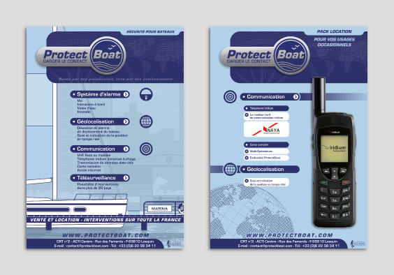 flyer Protect Boat